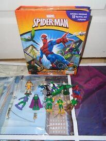 Spiderman book-post it