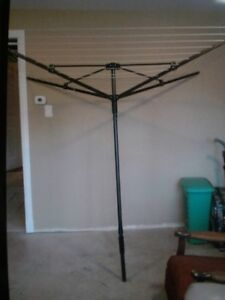 Clothesline Outdoor Umbrella
