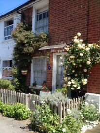 Charming Cottage for private sale in riverside village of Rowhedge, Essex