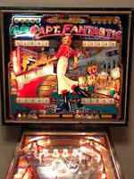 Bally captain fantastic pinball