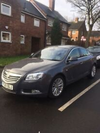 Vauxhall insignia elite fully loaded cat d