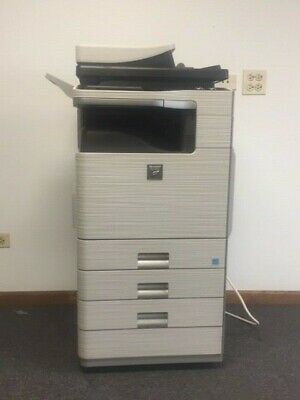 Sharp Mx-c402sc Mfp Printer Copier Scanner Less Than 100k Impressions