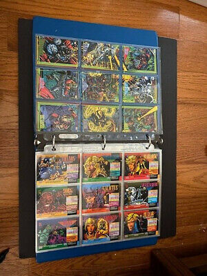 MARVEL 1993 SKYBOX SET OF 180 + 9 Bonus Cards + Hologram Card