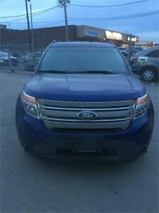 2014 FORD EXPLORER 170000 KM AIR CLIM TRES PROPRE 12999
