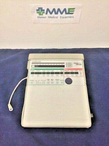 Carefusion LTV 1200, PM'ed, Warranty 18888-001