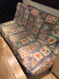Sofa bed used for free