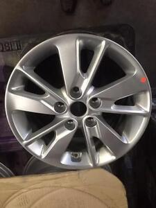 """ON SALE New arrival OEM Kia 16""""x6.5"""" silver  take off from brand new cars (K1644S) Toronto (GTA) Preview"""