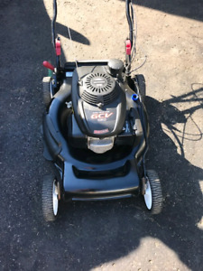 Honda easywalk lawn mower