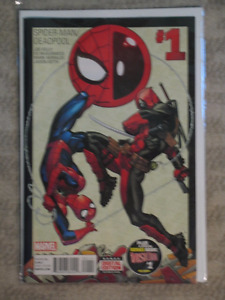 SpiderMan - Deadpool  Issue #1 *****NOW $20***********