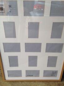 Ribba photo frame (oak)
