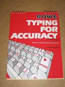 Typing For Accuracy