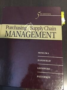 Purchasing and supply management buy or sell books in ontario supply chain management program textbooks fandeluxe Images
