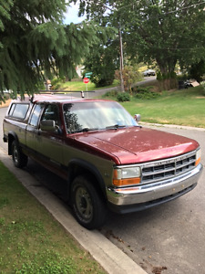 1993 Dodge Dakota Pickup Truck