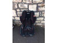 Recaro car seat for toddler upwards