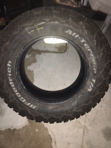 BF Goodrich KO2  tires for sale