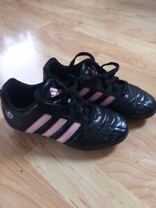 Adidas Soccer Cleats - Size 1
