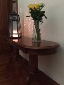 Side Table or Hall Stand