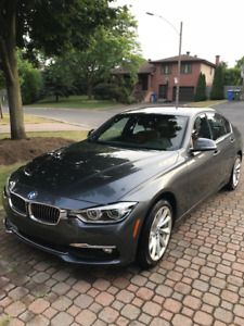 Lease Take Over - 2016 BMW 328Diesel XDrive