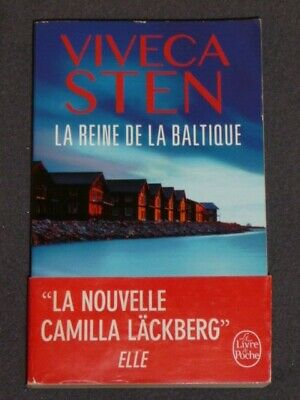 Viveca STEN - La reine de la Baltique - Thriller - Le Livre de Poche
