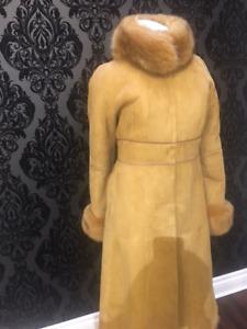 Lambskin jacket