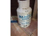 Gas Bottle 13Kg butane MaxiGas