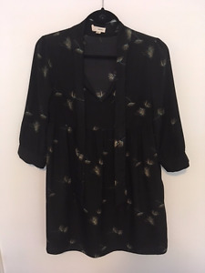 urban outfitters pins and needles size medium dress