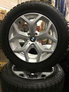 2014 BMW X5 Winter Tires and Rims