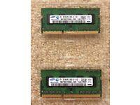 4GB (2x2GB) RAM Memory DDR3 PC3 10600 - Only £10!
