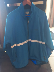 RUNNING ROOM UNISEX running jacket