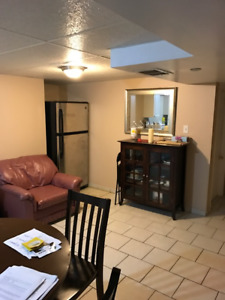 Spacious private three bedroom apartment- 5 Minutes to BROCK