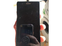sony xperia z for sale or repair