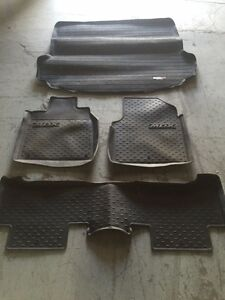 Winter Package for Acura MDX 2008-2013 (Side steps, mats,tires)