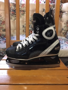 MEN'S SIZE 8 SKATES for sale - 3 pair available - OPEN FRIDAY !