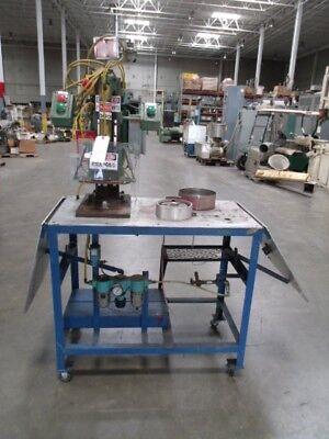 Pneumatic Set Press Assembly Table Generic Model Lot 4