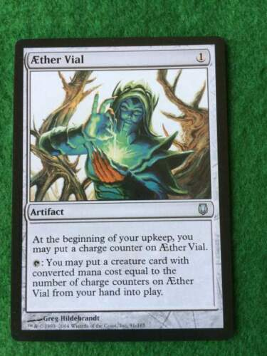 MTG Cards Magic Proxy - Aether Vial