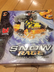 Snow Rage Winter Tube Sled