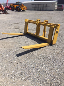 CAT Pallet Forks to fit CAT 950G Wheel Loader $5,000.00