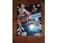 The best of RAW smackdown 2011