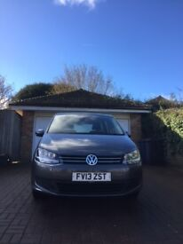 VW Sharan TDi 2013