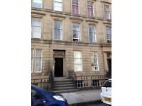 6 bedroom flat at Charing Cross, Glasgow
