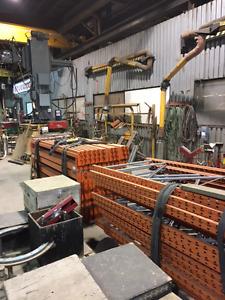 Fabrication Facility Liquidation: Industrial & Welding Equipment