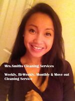 Housecleaning Services: Weekly, Bi-weekly, Monthly, Move-Outs