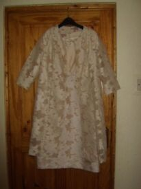 Mother of bride outfit by Cabotine size 18