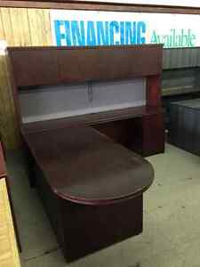 USED OFFICE DESK FOR SALE $299.99