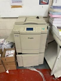 Duplo Printer