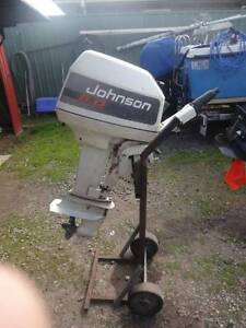 8hp Johnson outboard motor Northfield Port Adelaide Area Preview