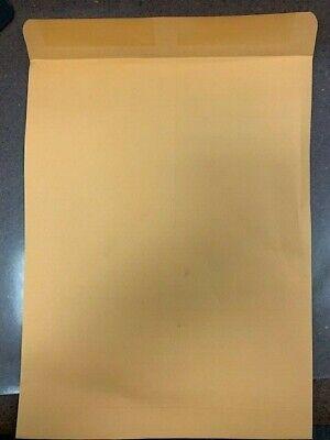 10x13 Manila Kraft Catalog Shipping Mailers Envelopes Gummed Closure Packed 25