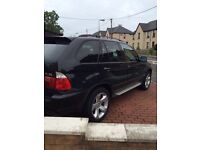 BMW x5 sport diesel low mileage swap/px sports bike