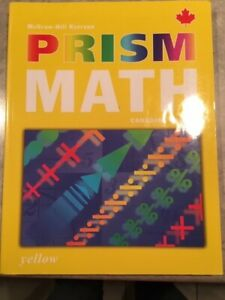 PRISM Math - Math Help for Grade 5 (YELLOW)