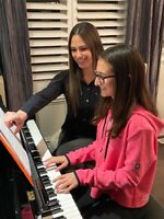 Piano, theory and composition lessons (Thornhill)
